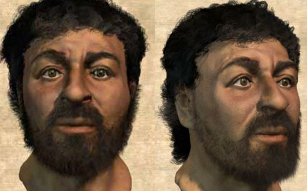 Forensic Scientists Reveal What Jesus' Face Would Have Looked Like