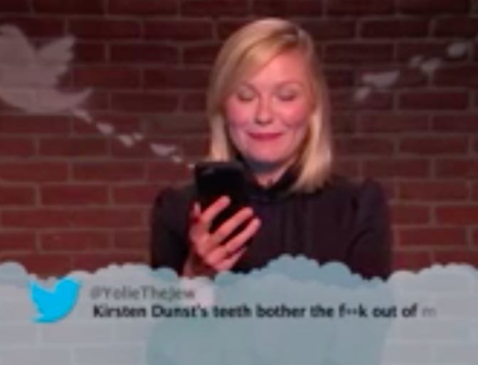 Watch Celebrities Read Hilarious Mean Tweets About Themselves On TV jimmy5 1