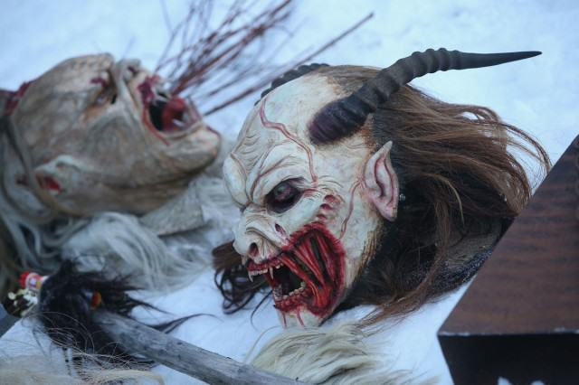 The Worlds Weirdest Christmas Traditions krampus 640x426