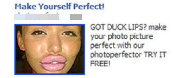 Heres Why You Get All Those Weird Adverts On Facebook lol ads 1