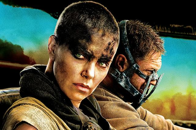 Five Kickass Females From TV And Film In 2015 madmax1 640x426