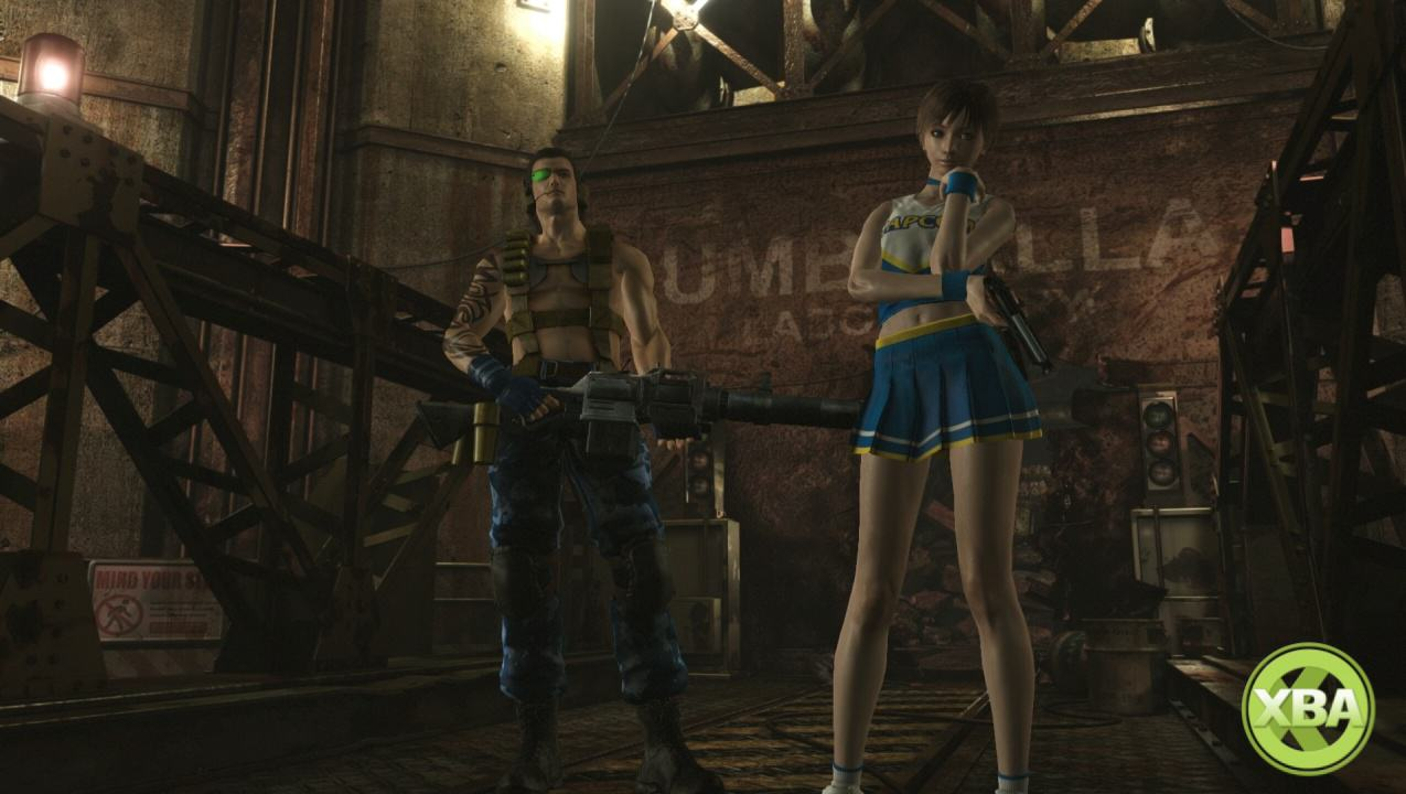 Resident Evil Zero HD Remake Gets Release Date And New Images med resi 0 costumes 4
