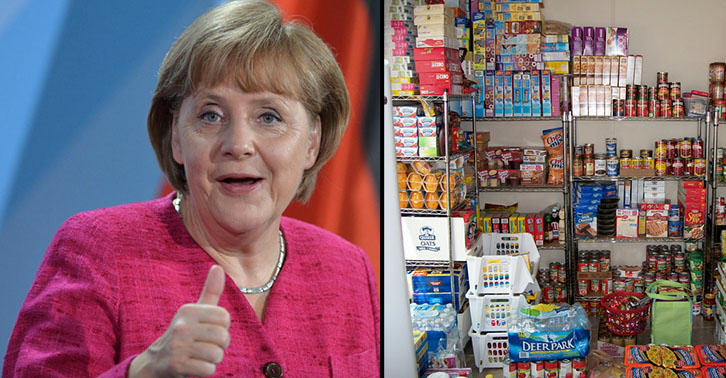 Ten Weird Habits And Passions Of Powerful World Figures merkel