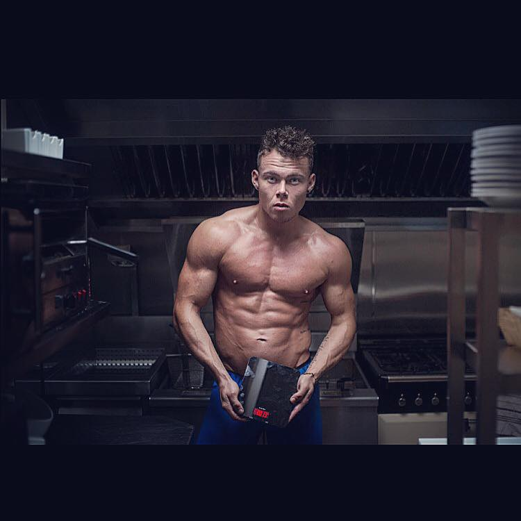 This Guy Beat His Bullies By Becoming An International Fitness Model michael15