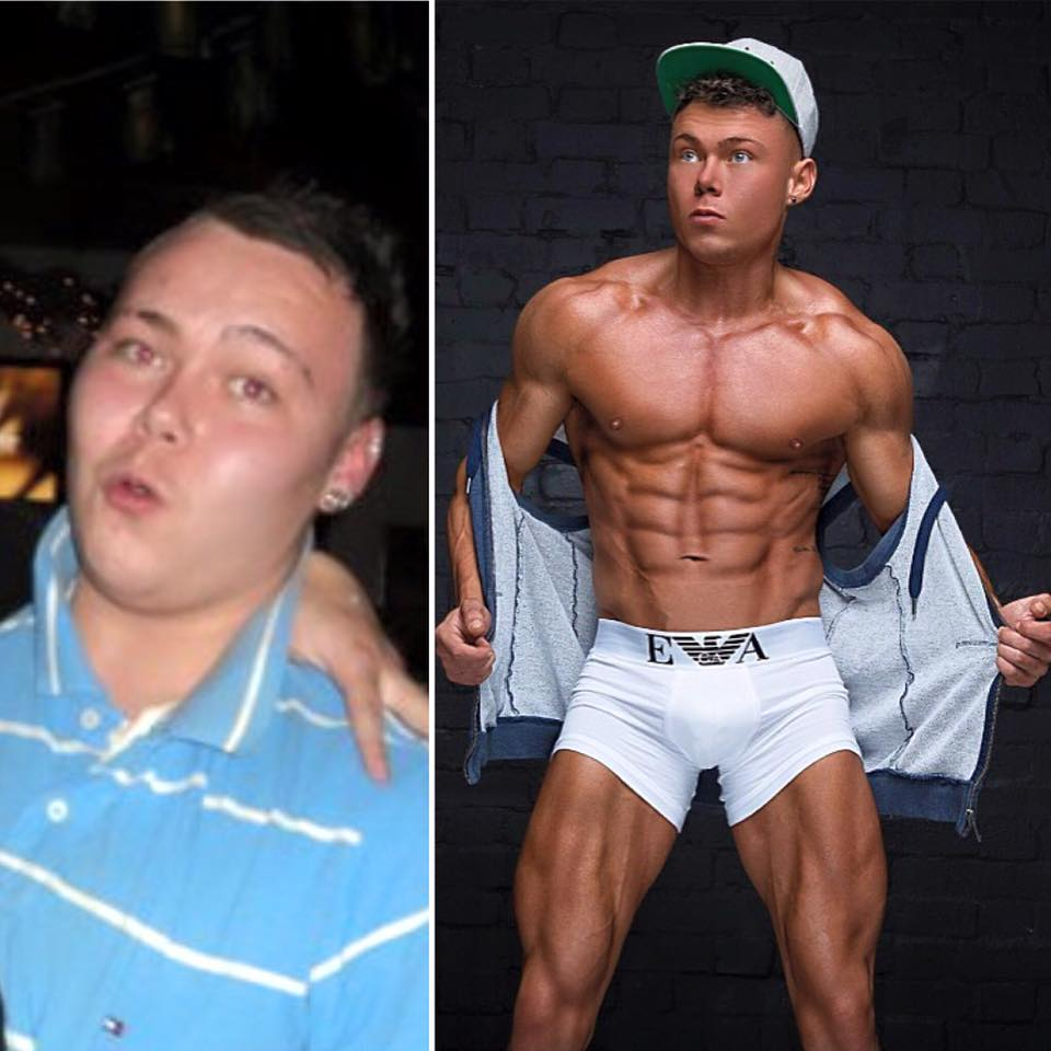 This Guy Beat His Bullies By Becoming An International Fitness Model