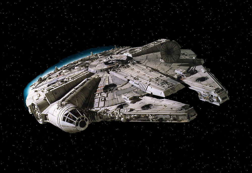 Check Out This Amazingly Detailed Lego Millennium Falcon mil fal 2