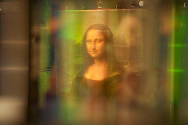 French Scientist Claims There Is A Hidden Image Underneath The Mona Lisa mona lisa1