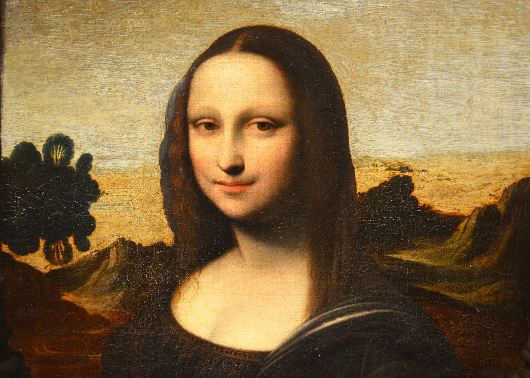 French Scientist Claims There Is A Hidden Image Underneath The Mona Lisa monalisa5