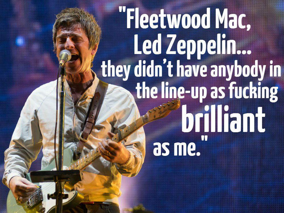 These Brilliant Quotes Prove Noel Gallagher Is The Funniest Rock Star Alive noel