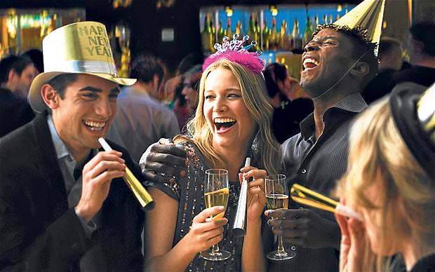 The Ten Types Of People You See At Every NYE Party