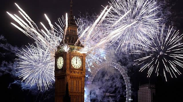 Ten Awesome Places To Celebrate New Years Eve In The Uk And Ireland