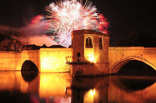 Ten Awesome Places To Celebrate New Years Eve In The UK And Ireland nye uk 4