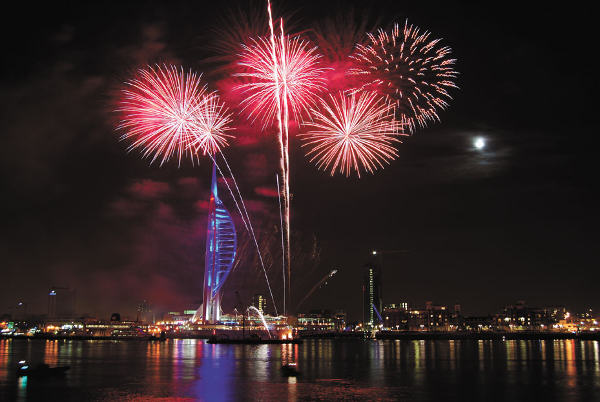 Ten Awesome Places To Celebrate New Years Eve In The UK And Ireland %name