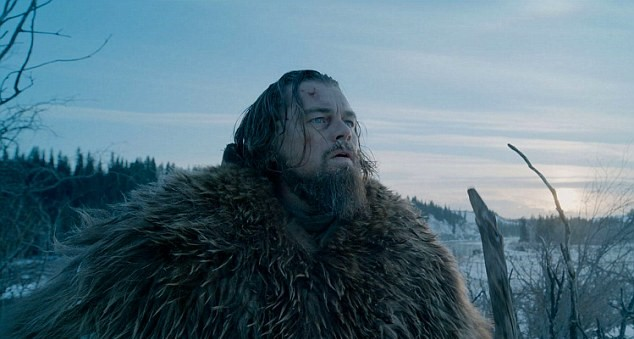 This Is The Badass Who Inspired Leonardo DiCaprios Character In The Revenant photoshoot