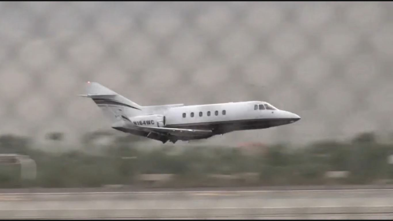 Private Jet Makes Heart Stopping Emergency Belly Landing In New Footage plane