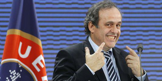 Sepp Blatter And Michel Platini Banned From Football For Eight Years platini