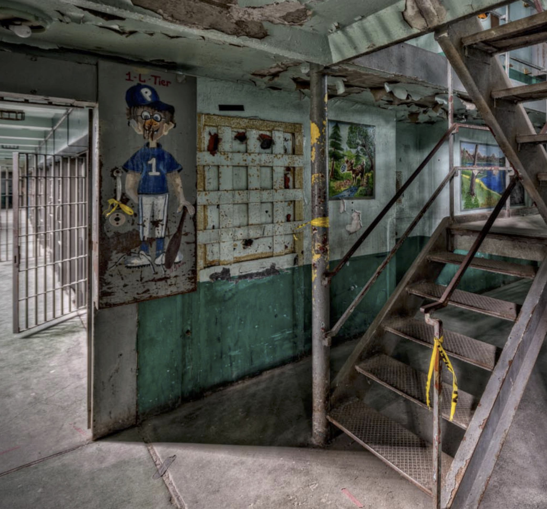 This Abandoned Prison Has Been Opened To Tourists And Its Creepy AF prison18