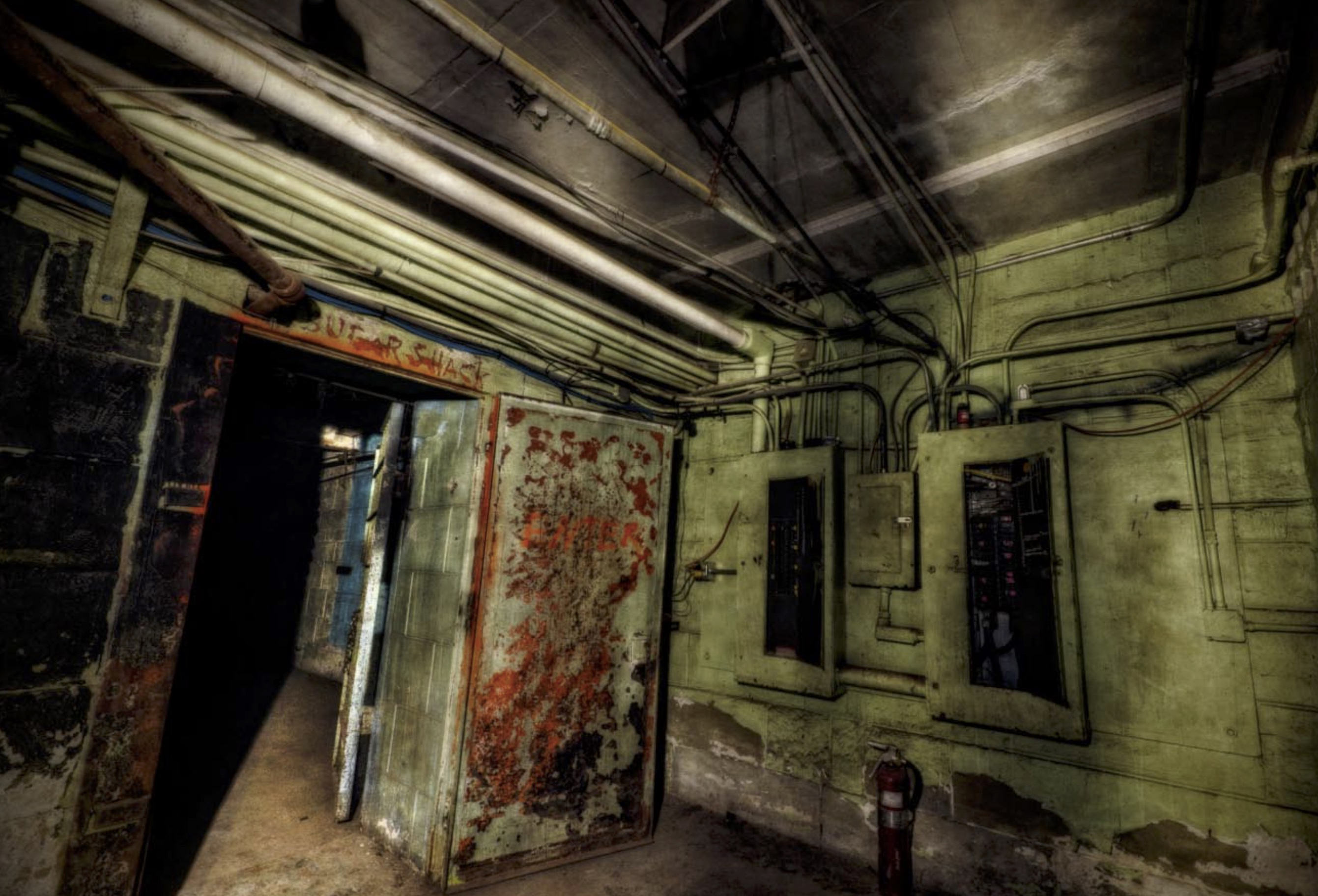 This Abandoned Prison Has Been Opened To Tourists And Its Creepy AF prison22