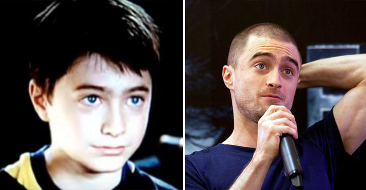 Check Out Daniel Radcliffes Original Harry Potter Audition Video radcliffe potter FB