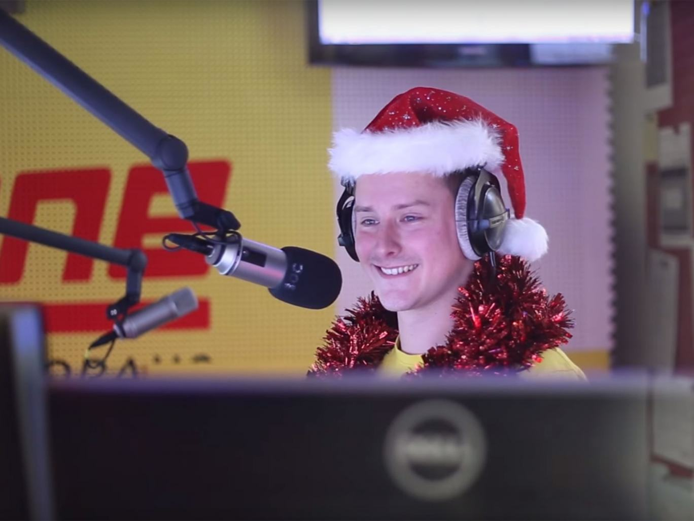Radio DJ Barricades Himself In Studio, Plays \'Last Christmas\' 24 ...