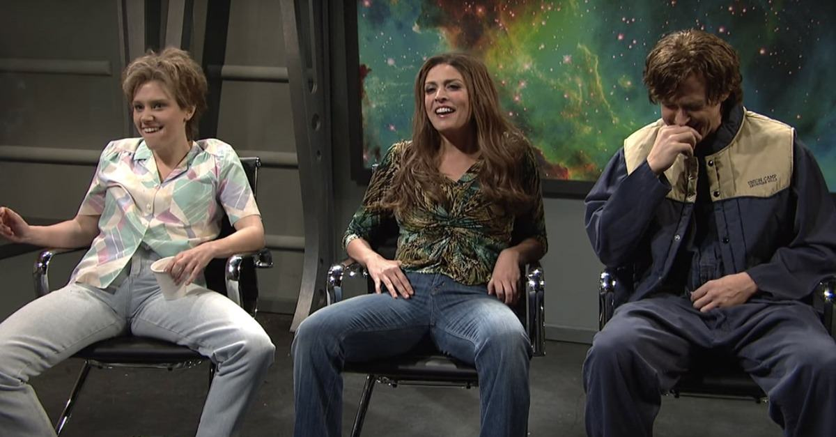 Ryan Gosling Hosts SNL, Cant Stop Laughing After Hilarious Sketch rg