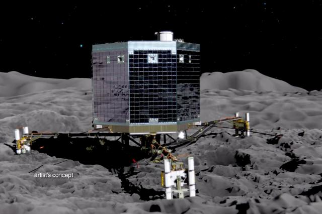 Moments Science F*cking Nailed It In 2015 rosetta20141107 16 640x426