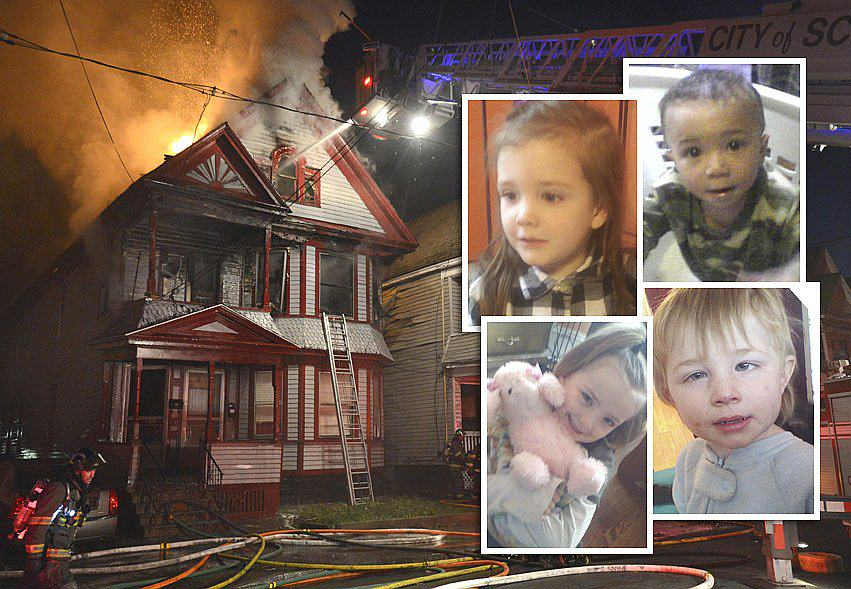 Girl Who Lost Family In Arson Attack Just Wants Cards For Christmas saf1