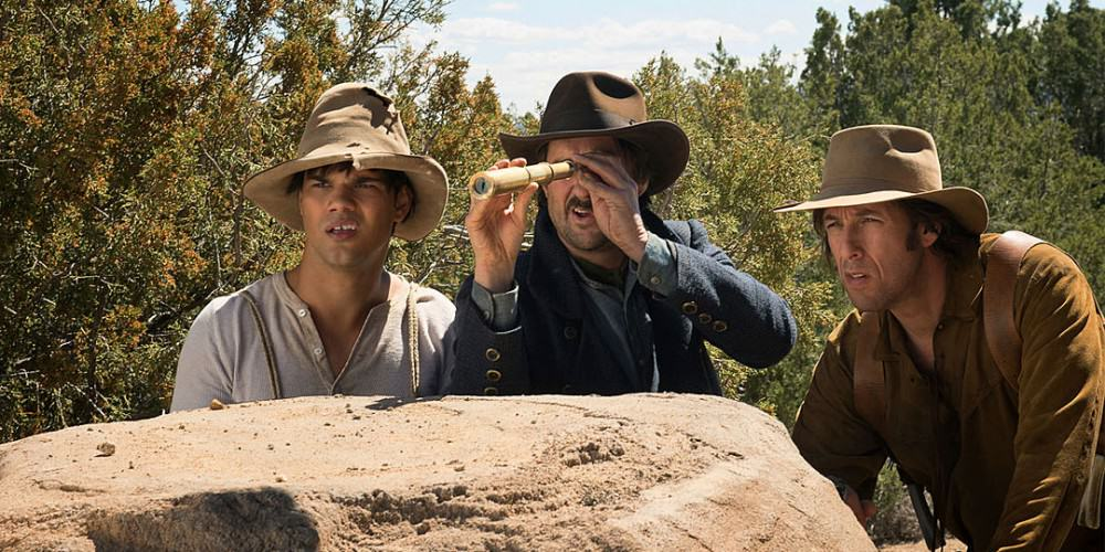 Is $60m Movie The Ridiculous 6 So Shit That Netflix Are Trying To Hide It? sandler3