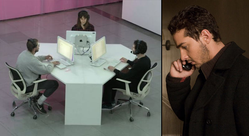 You Can Literally Talk To Shia LaBeouf On The Phone Right Now shia