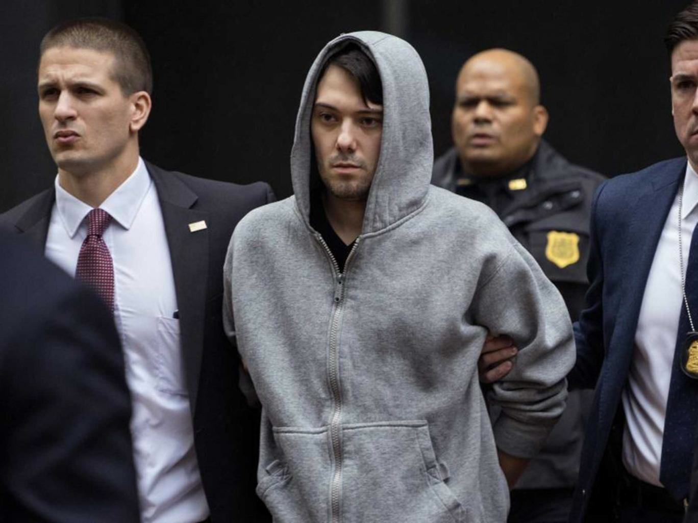 Most Hated Man On The Internet Claims His Shitty Behaviour Is All An Act shkreli 3