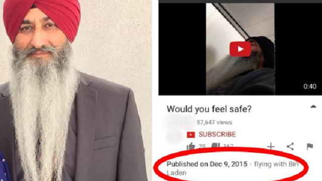 Racist Gets Comeuppance After Posting Video Of Sikh Man Online sikh