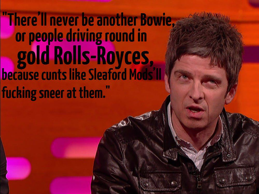 These Brilliant Quotes Prove Noel Gallagher Is The Funniest Rock Star Alive sleaford
