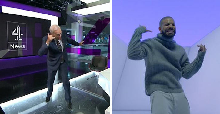 Jon Snow Does Drakes Hotline Bling Dance, Wins The Internet For Today snow hotline FB