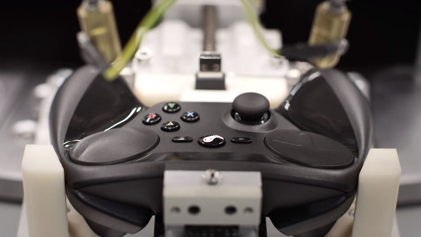 These Machines Building Steam Controllers Is Actually Really Cool steam