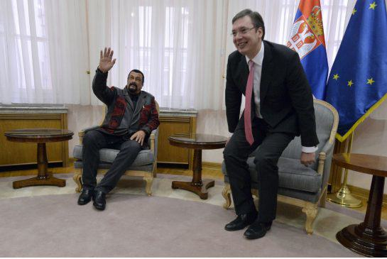 Serbia Wants Action Movie Don Steven Seagal To Train Its Police steven seagal serbia.jpg.size .xxlarge.letterbox