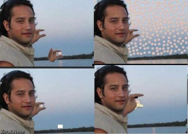 These People Definitely Regret Asking The Internet For Help With Photoshop sun dude 600x426