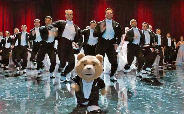 Welcome To The UNILAD Alternative Oscars ted 2 dance