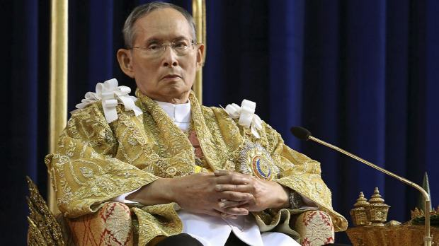 Man Faces Over 30 Years In Prison For Liking A Facebook Picture thai king arrest 1