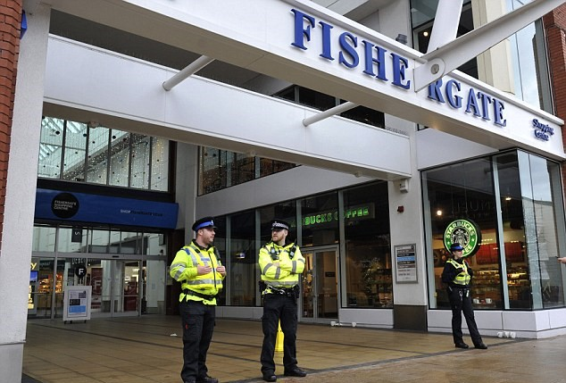 Police Evacuate British Shopping Centre As Bomb Misfires And Bursts Into Flames thomas temple
