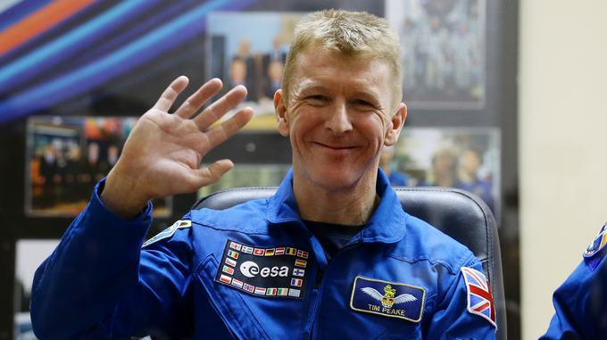 The First British Astronaut To Visit The International Space Station Has Just Blasted Off timpeake3