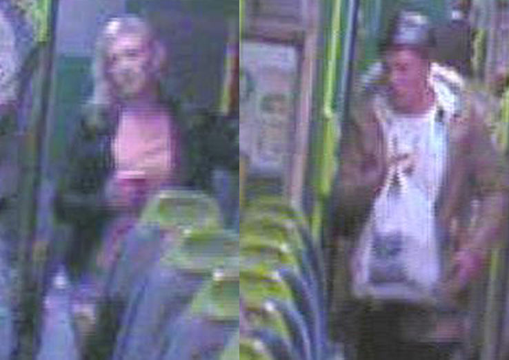 Police Hunt Couple Who Swore At Train Passengers While Girlfriend Gave Blowjob train featured Recovered