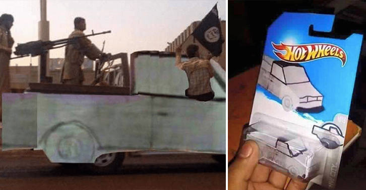 Woman Drew Stolen Truck And Asked Internet To Find It, Guess What Happened Next truck funny FB