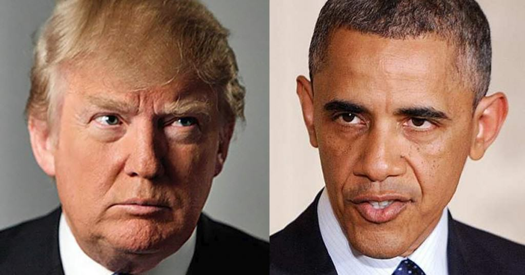 The 10 Most Talked About Topics On Facebook Of 2015 trumpobama