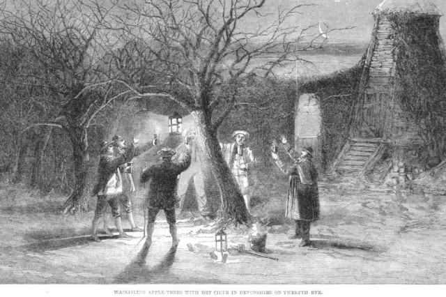 How Christmas Was Stolen From The Pagans wassail 640x426