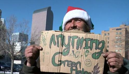 U.S. Charity Gives Away Weed In Plan To Help Homeless weed 2