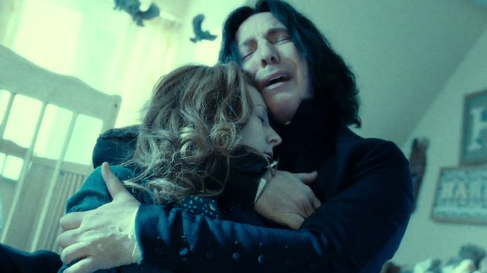 Every Scene With Snape In Harry Potter In Chronological Order 021015 HarryPotter SeverusSnape