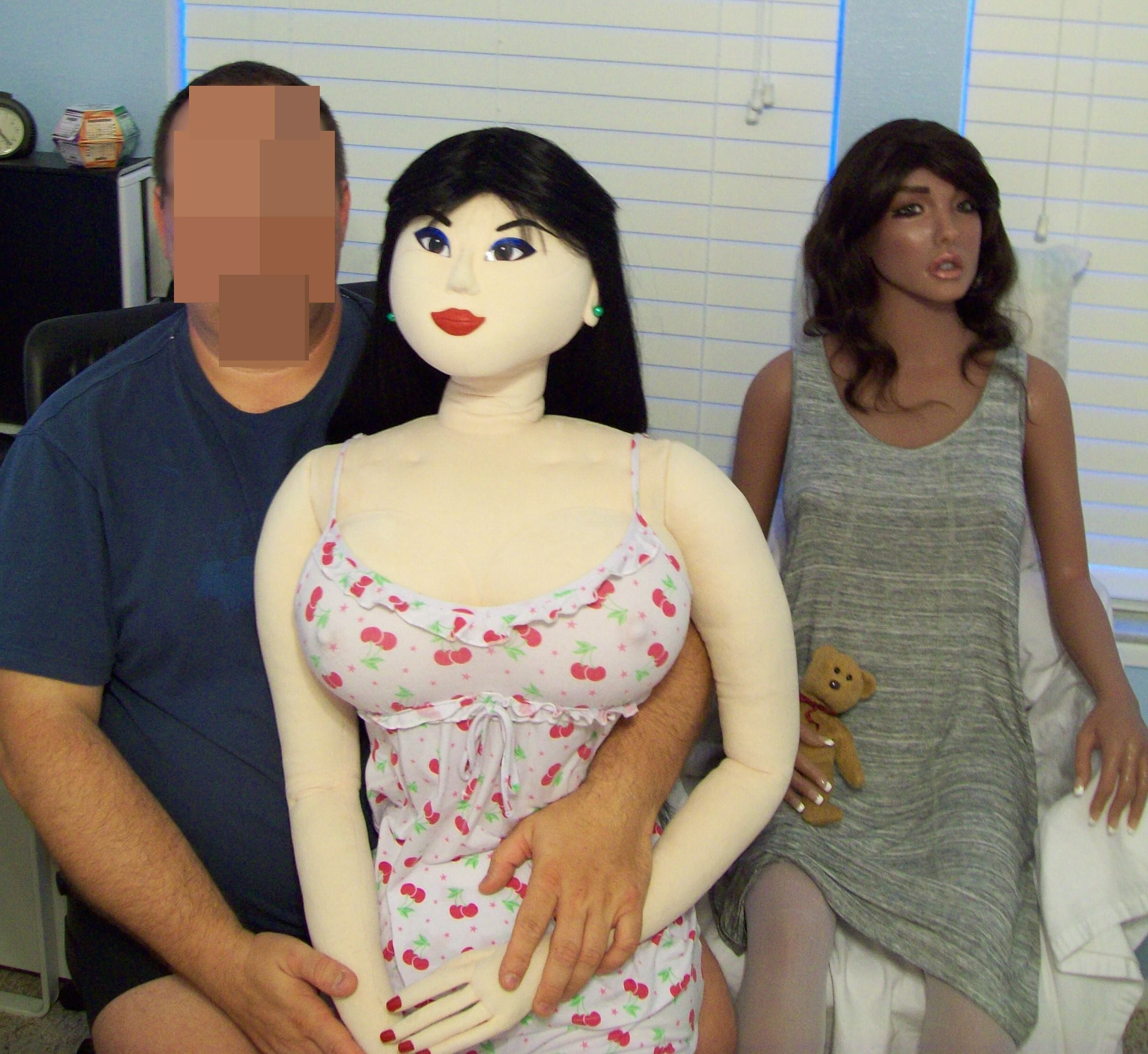 Would You Sleep With Any Of These Creepy Realistic Sex Robots? 101 3105 blurred
