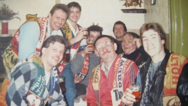 These Guys Have Been On An Epic 32 Year Pub Crawl 1364031389309