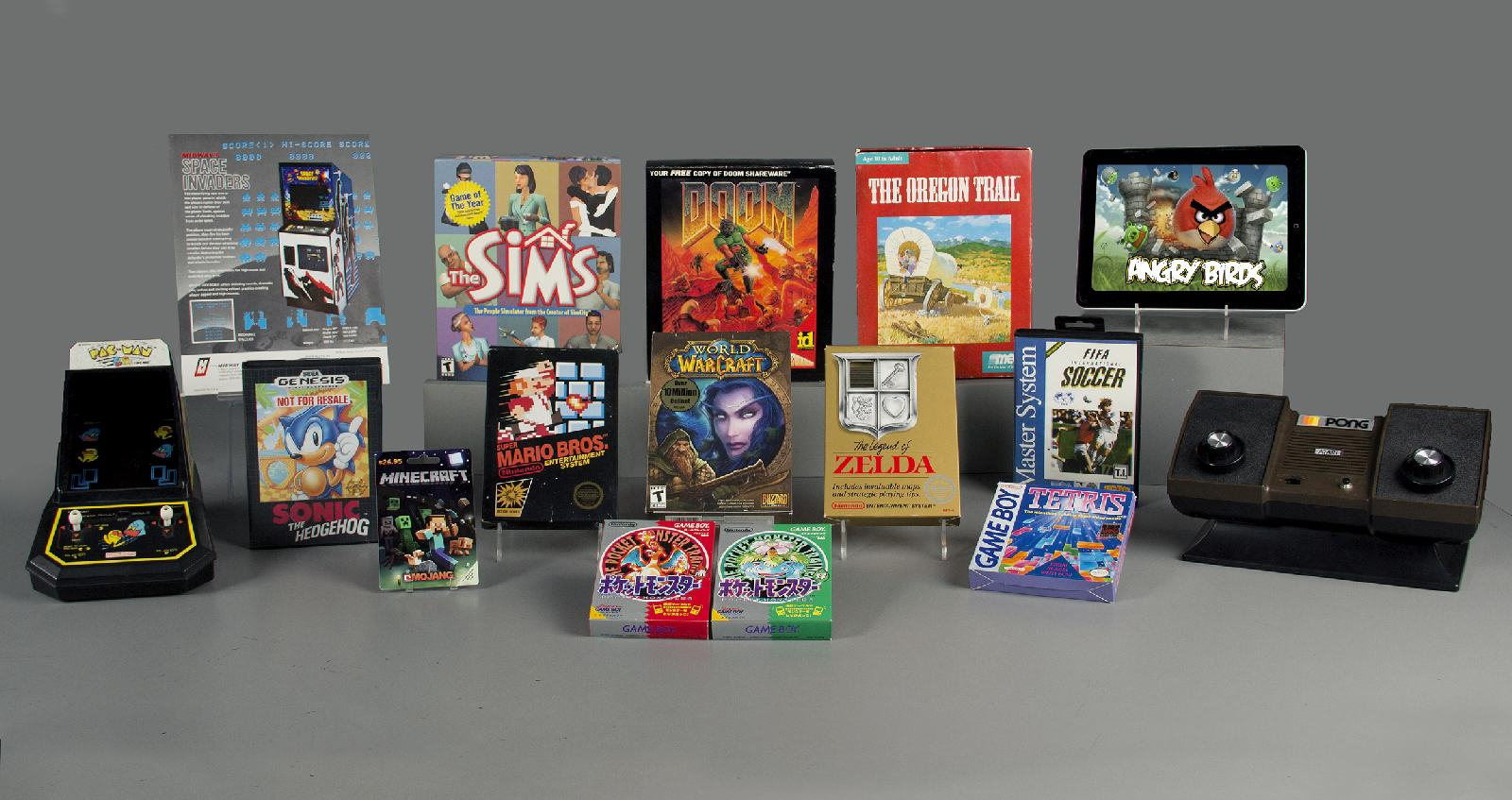 The Video Game Hall Of Fame Wants Your Nominations 1430237043 nominees announced for new world video game hall of fame