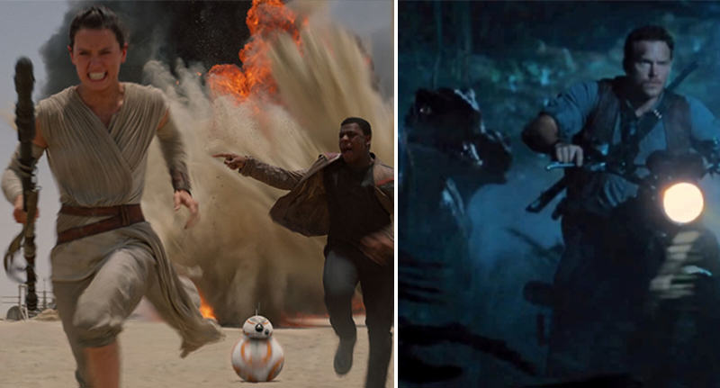 Check Out This Incredible Mashup Of 2015s Best Movie Trailers 2015 mashup FB